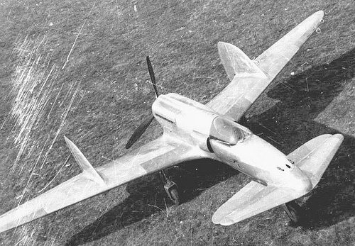 1939: SAI Ambrosini SS.4