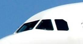 Airbus A320 cockpit